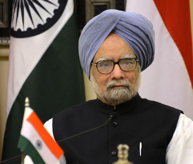 Manmohan Singh receives Japan's top national award