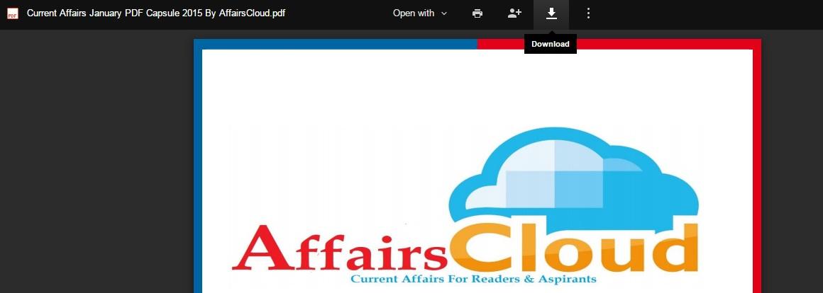 Current Affairs Capsule Download