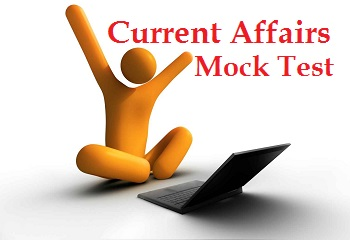 Current Affairs Mock Test