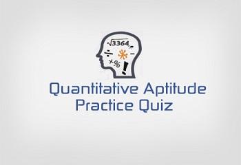 Quantitative-Aptitude-Quiz