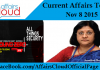 Current Affairs Nov 8