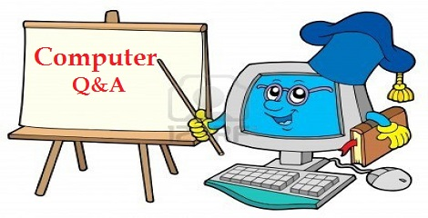 Computer Questions & Answers PDF