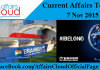 Current Affairs Today Nov 7