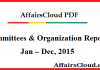 Committees & Organization Reports PDF
