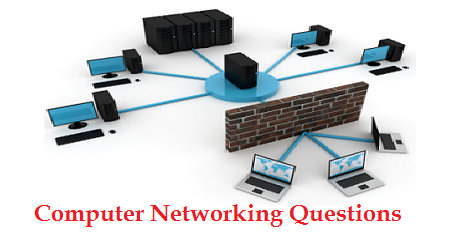 Computer Networking Questions