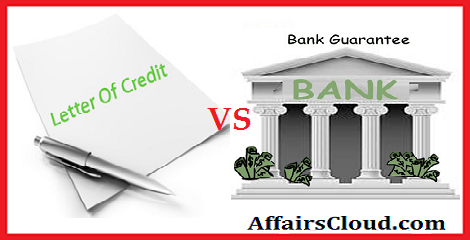 letter of credit and bank guarantee pdf