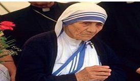 Mother Teresa's Blue-Bordered Sari declared an Intellectual Property