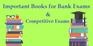 Important Books Bank Exams