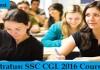 SSC CGL 2016 Course - GA Test