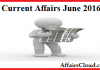 Current-Affairs-June-2016