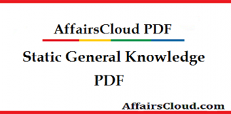 General Knowledge PDF