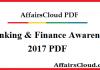 Banking & Finance Awareness