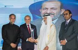 Indian Philanthropist Firoz Merchant honoured by UAE Govt.