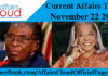 Current Affairs Today - November 22 2017