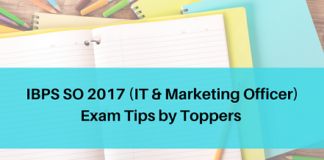 IBPS-SO-2017-Exams-Tips-By-Toppers