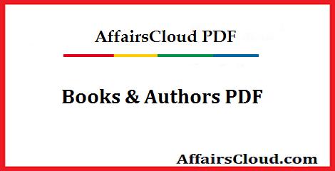 Books & Authors PDF
