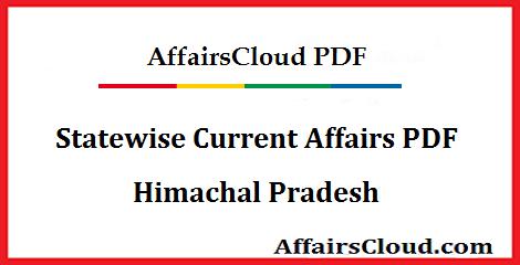 Himachal Pradesh 2018