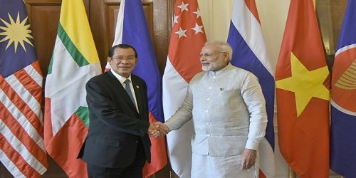 India, Cambodia decide to boost defence ties, ink 4 pacts