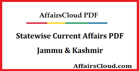 Jammu & Kashmir 2018