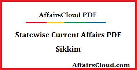Sikkim 2018