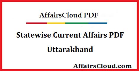 Uttarakhand 2018