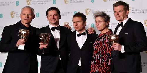 BAFTA Awards 2018 - Gary Oldman bags Leading Actor Award
