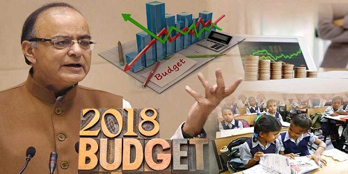 Finance Minister Arun Jaitley presented the Union budget 2018-19