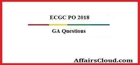 ecgc-po-2018-questions