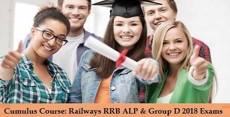 RRB ALP & Group D 2018 Exam: Maths&Reasoning Test-Day 28