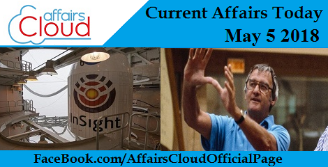 Current Affairs May 5 2018
