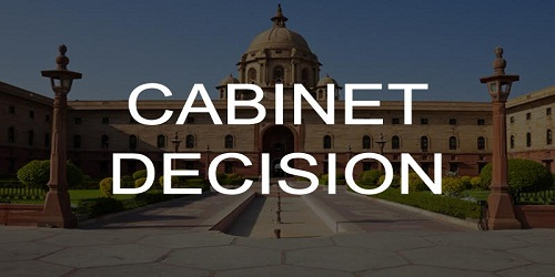 Cabinet Approvals on July 4, 2018