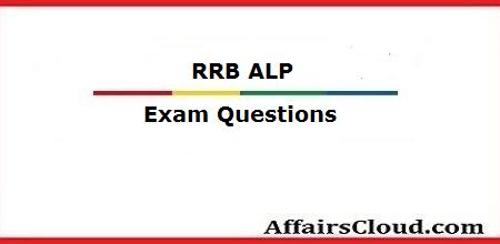 Railway Recruitment Board (RRB) Exam Archives - AffairsCloud