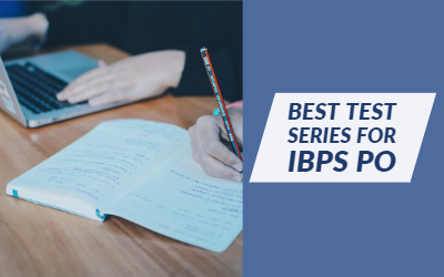 Best test series for IBPS PO