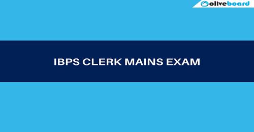 IBPS-Clerk-Mains-Exam-Oliveboard