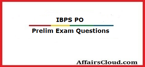 ibps-po-exam-questions