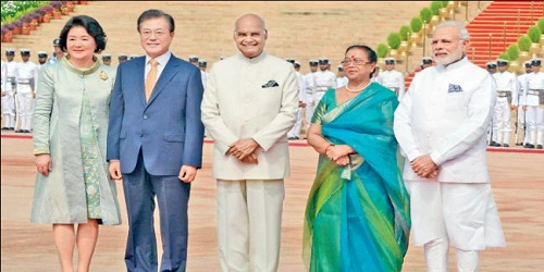 Overview of First Lady of Republic of Korea's 4-day visit to India