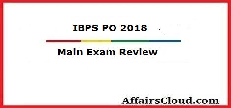 ibps-po-2018-review