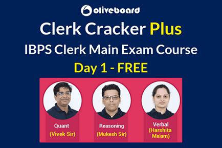 IBPS Clerk Mains Online Live Course