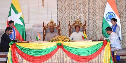 Overview of President Ram Nath Kovind's 5-day visit to Myanmar