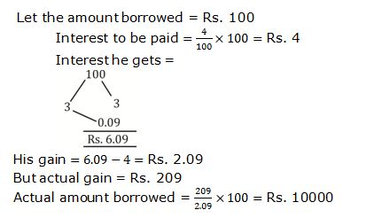 Compound Interest Q6