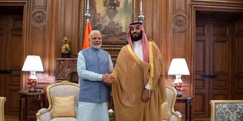 Overview of Saudi Prince Mohammed Bin Salman's First visit to India