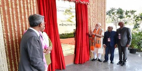 P.M's Visit to Surat