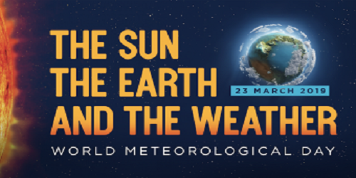 World Meteorological Day -March 23