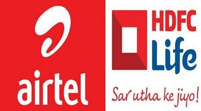 Bharti Airtel offer insurance