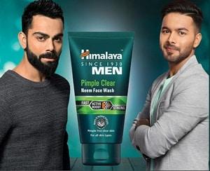Himalaya MEN brand Ambassadors