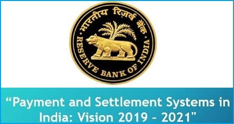 Payment and Settlement Systems in India Vision 2019–2021