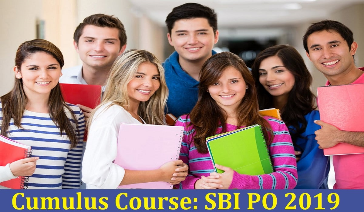 SBI PO 2019 Course