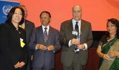 Sasakawa Award 2019