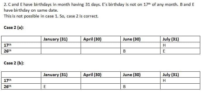 SBI PO 2019 Prelims Reasoning test day 27 Q1(6-10)
