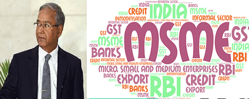 U K Sinha on measures for the economic and financial sustainability of the MSME